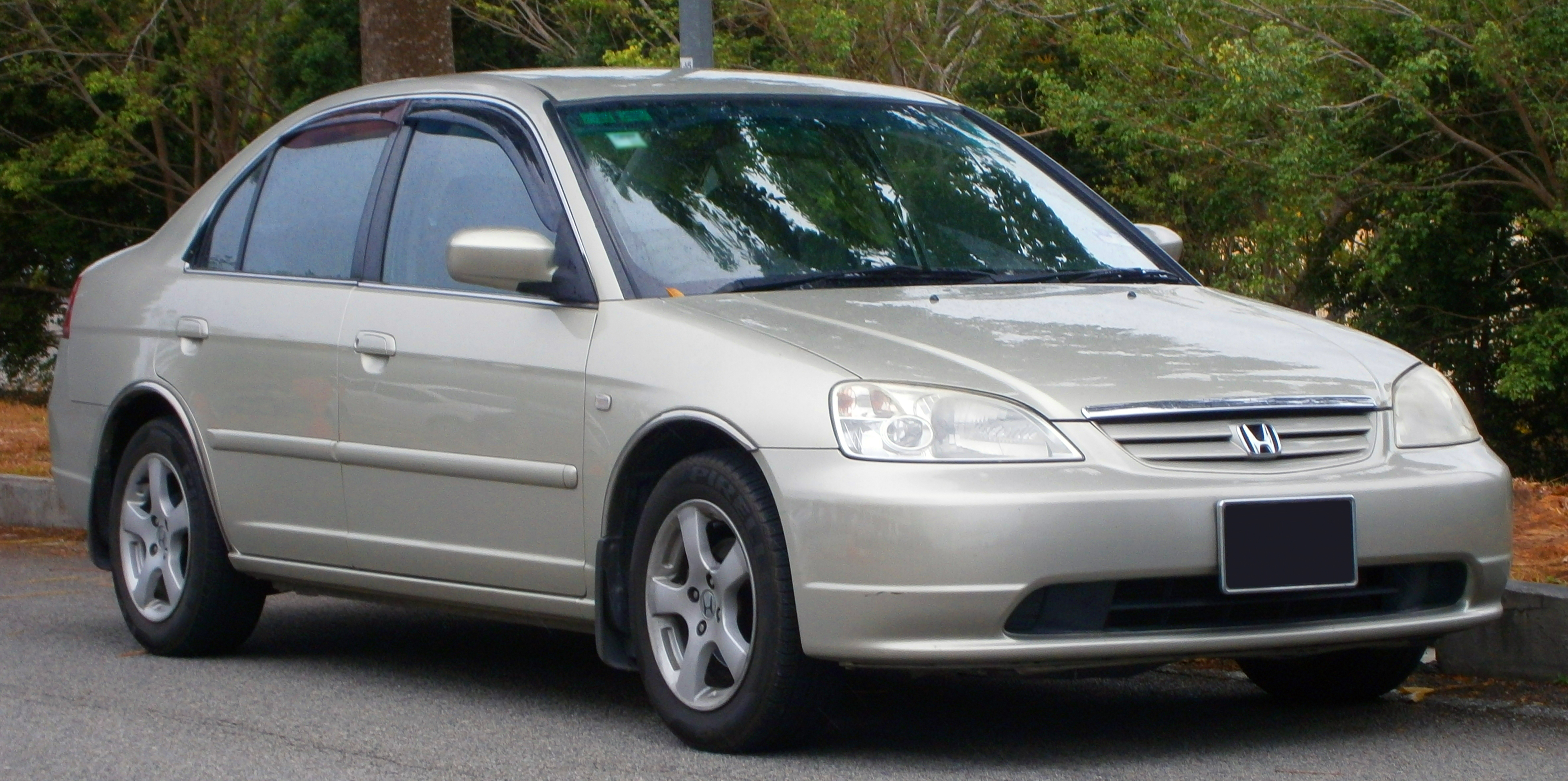 2001 Honda Civic #5