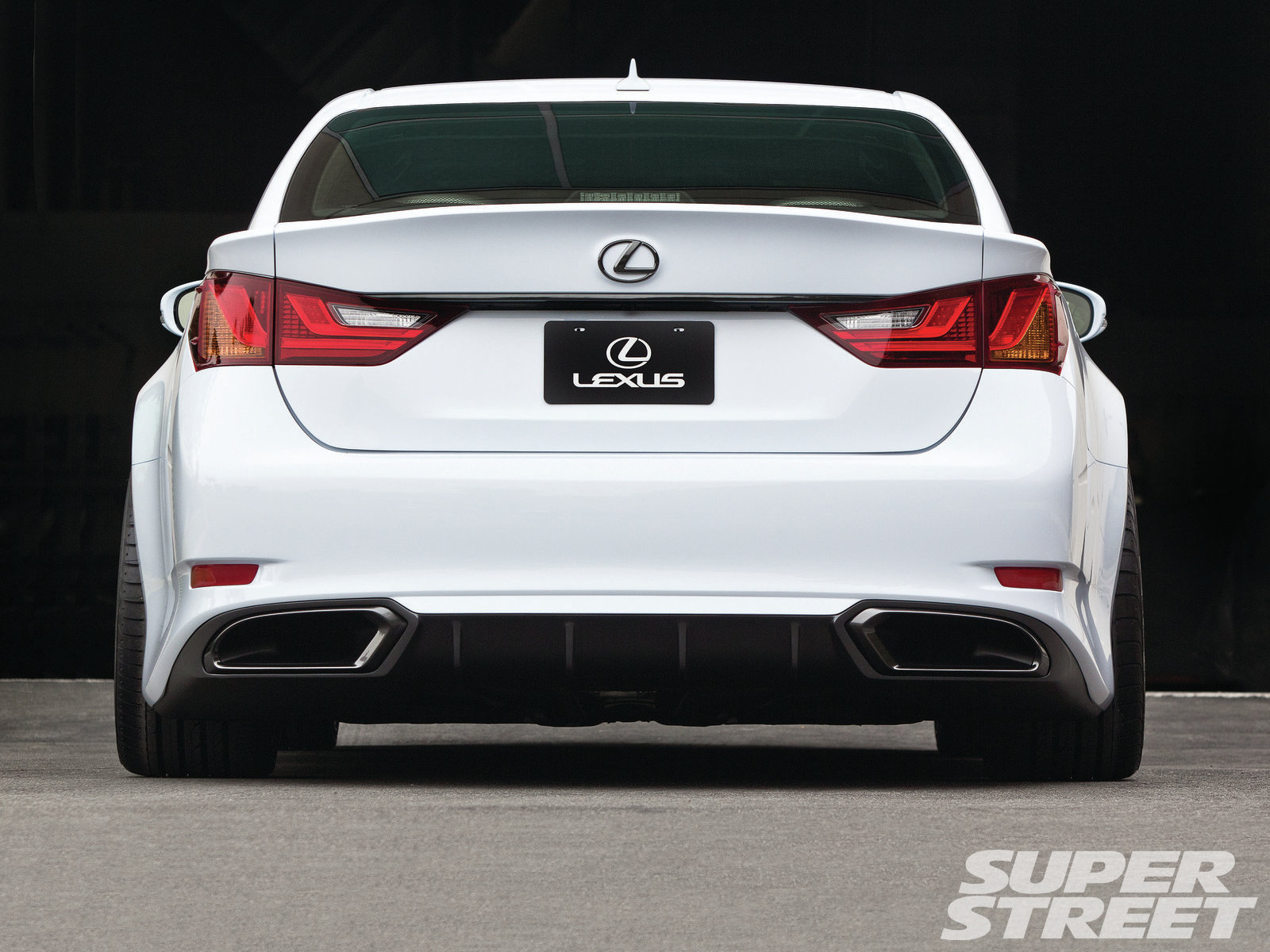 2013 Lexus Is F #13