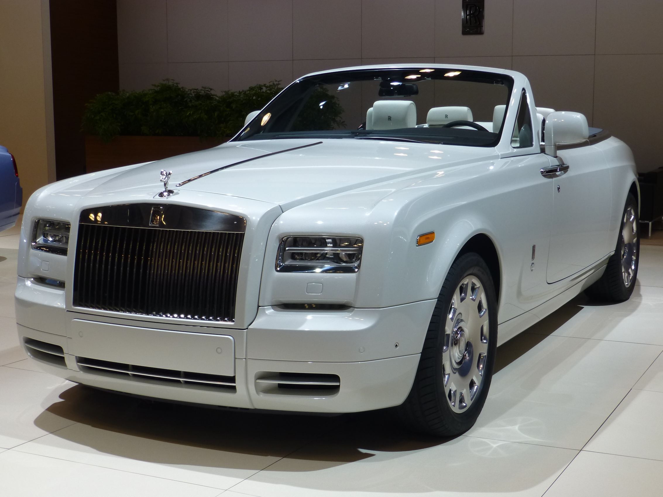 2014 Rolls royce Phantom Drophead Coupe #7