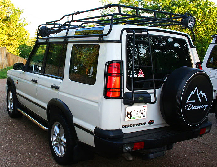 2004 Land Rover Discovery #9