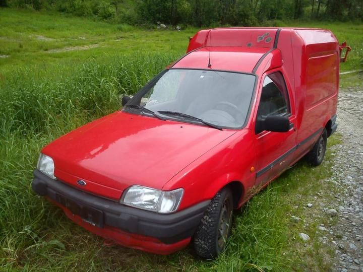 1993 Ford Courier #10