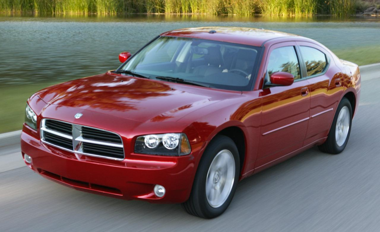 2009 Dodge Charger #4