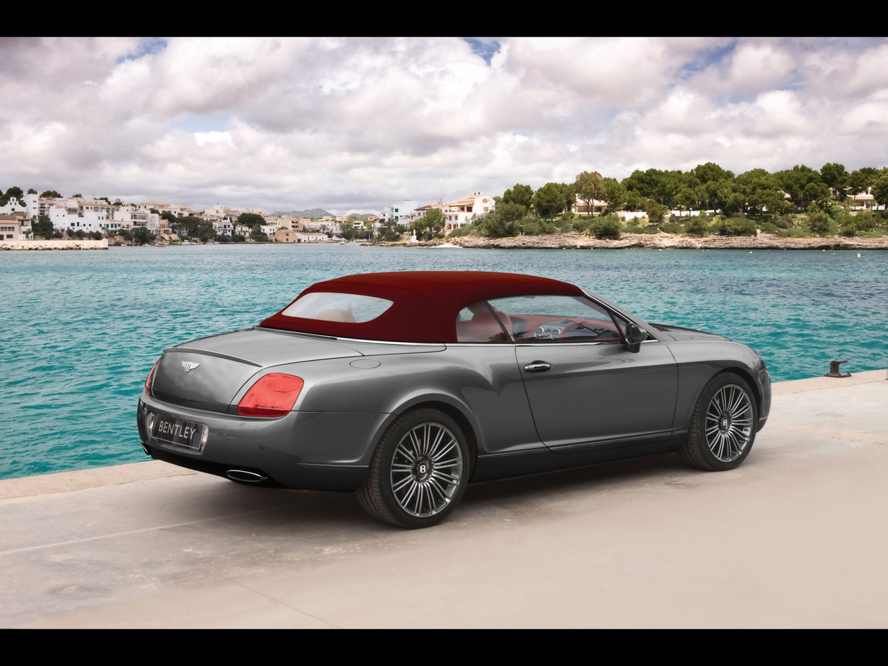 2009 Bentley Continental Gtc #13