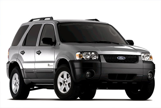 2007 Ford Escape Hybrid #2