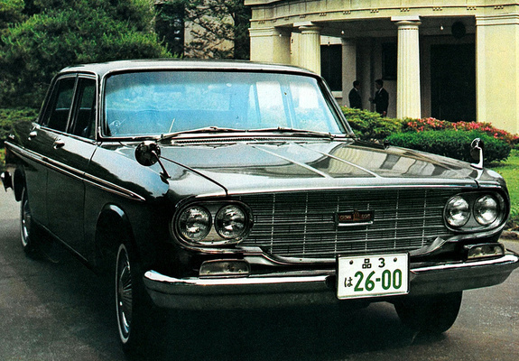 1964 Toyota Crown #12