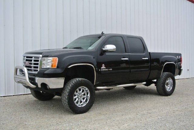 2008 GMC Sierra 2500hd #9