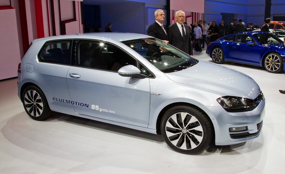 2014 Volkswagen Golf #11