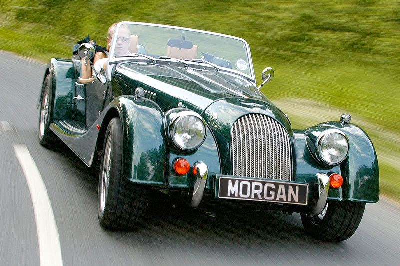 Morgan Roadster #11