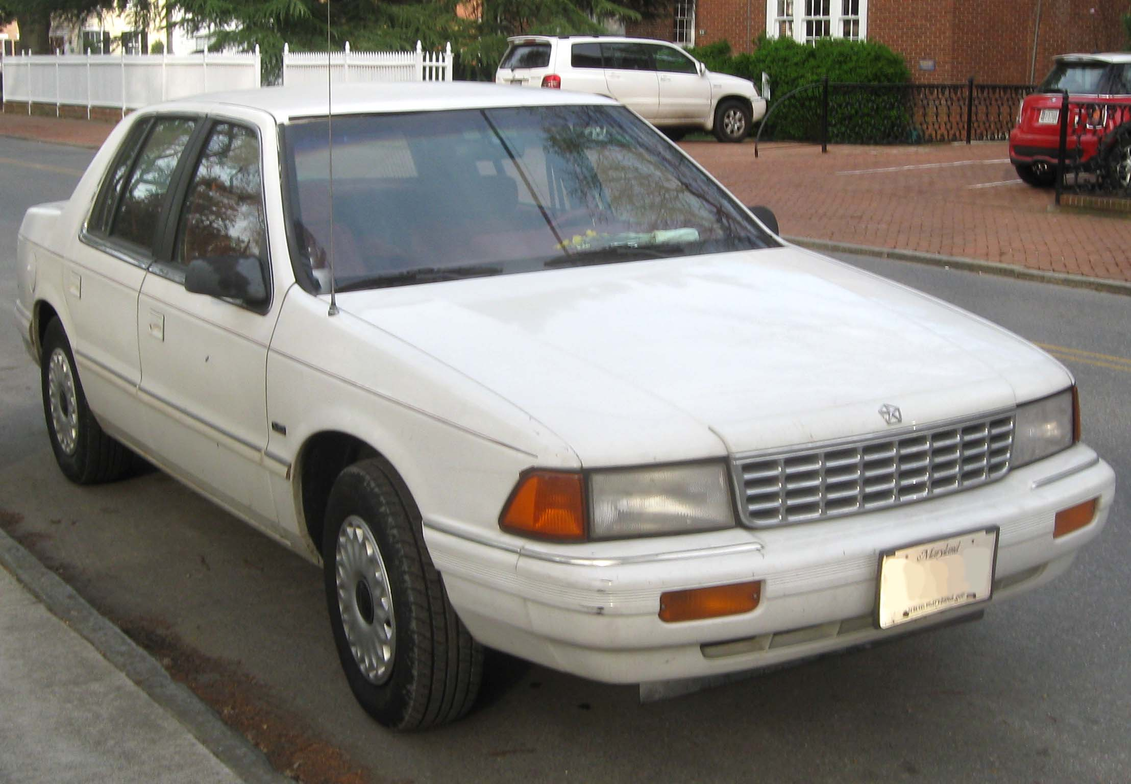 1991 Plymouth Acclaim #1