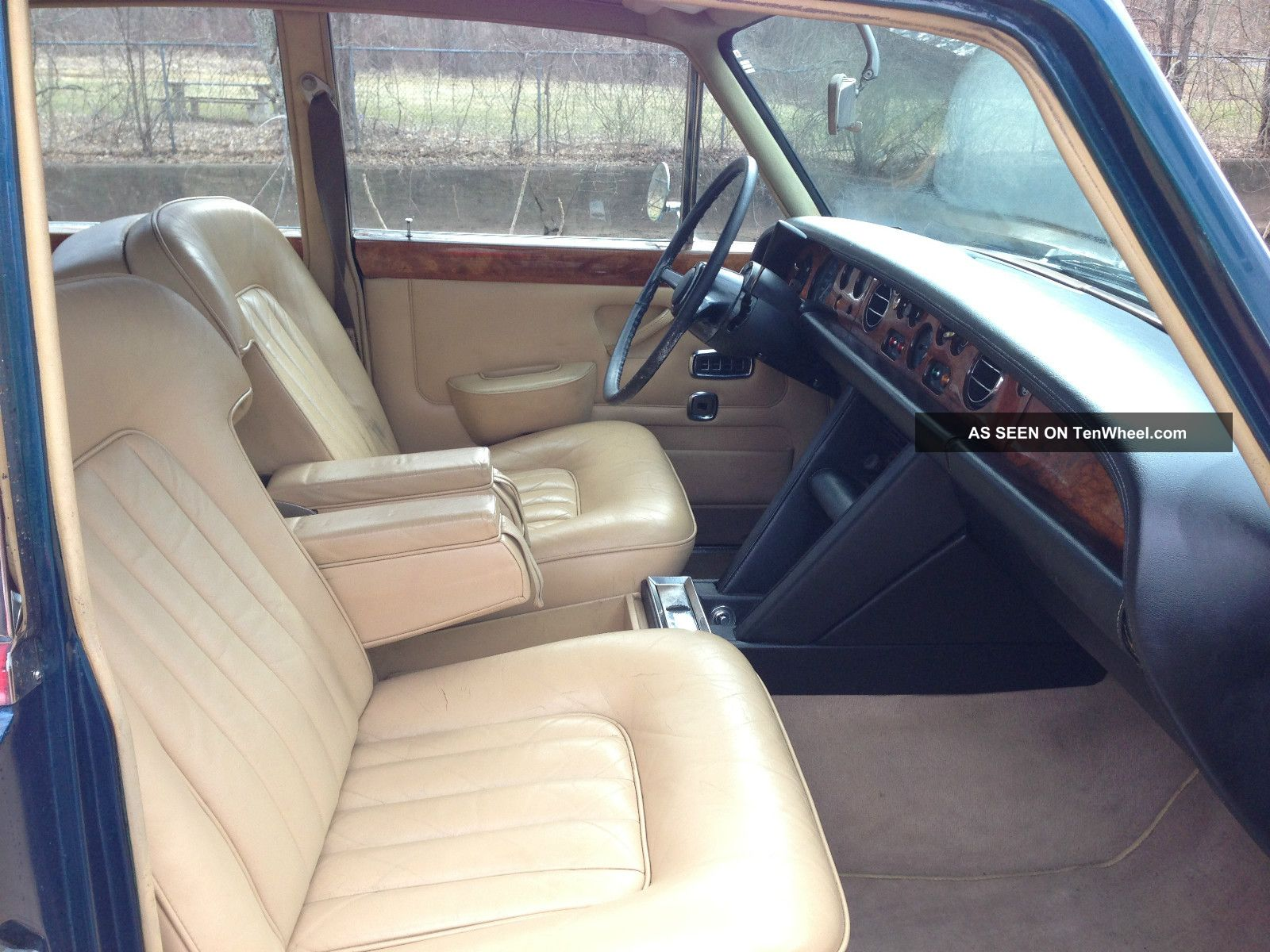 1969 Rolls royce Silver Shadow #15