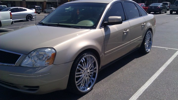 2006 Ford Five Hundred #7
