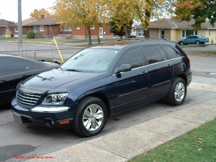2004 Chrysler Pacifica #2