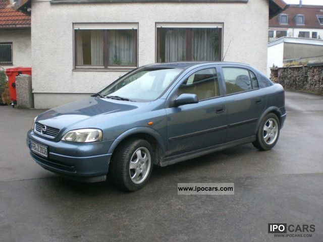 1998 opel astra photos informations articles. Black Bedroom Furniture Sets. Home Design Ideas