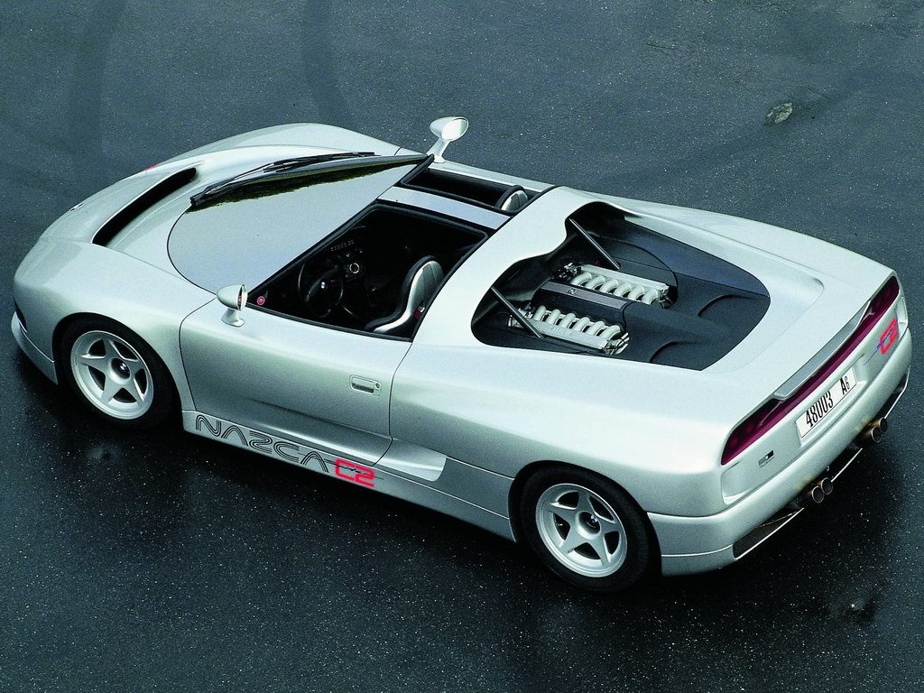 1993 Italdesign Nazca #7