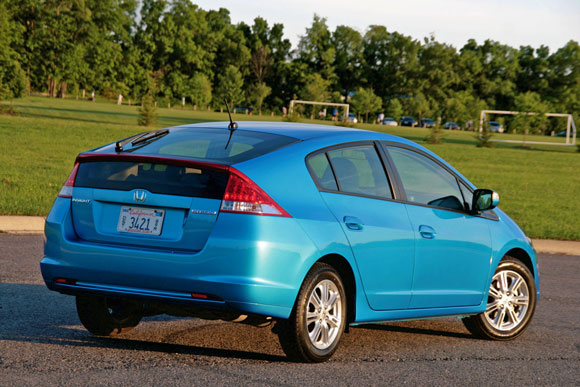 2010 Honda Insight #13
