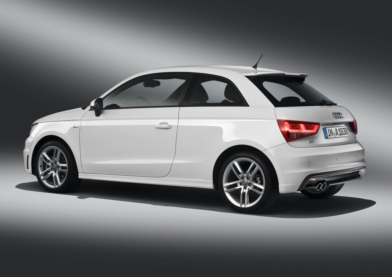 2010 Audi A1 Photos, Informations, Articles - BestCarMag.com