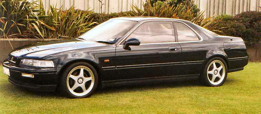 1993 Honda Legend #1