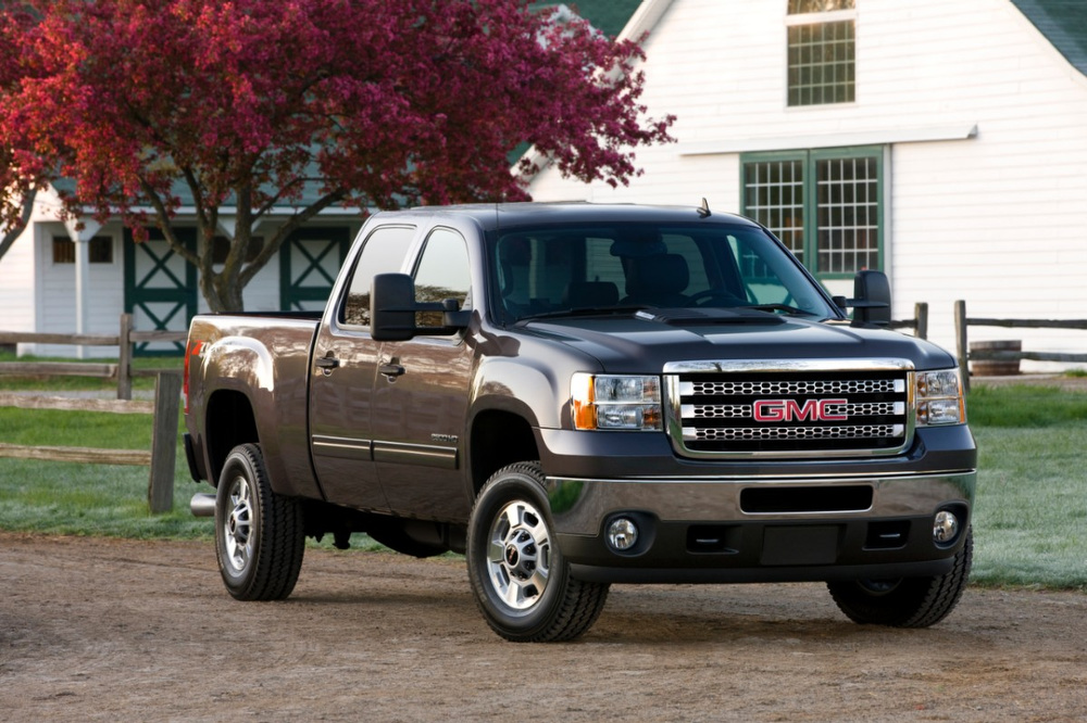 2013 GMC Sierra 3500hd #14