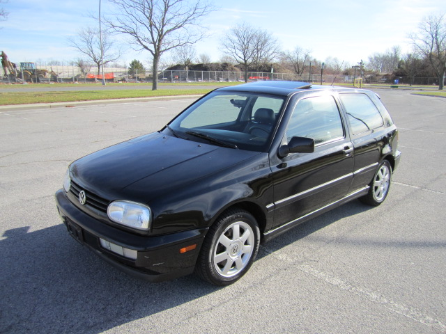 1998 Volkswagen Golf #12