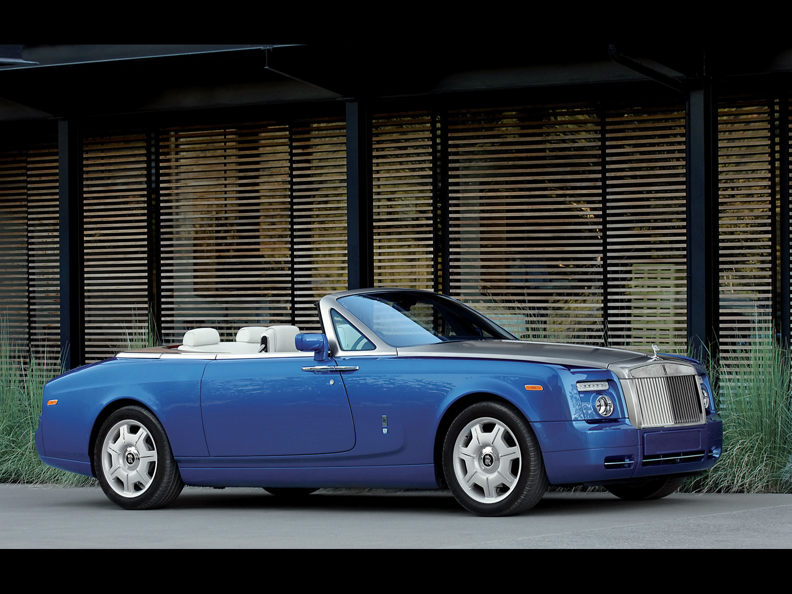 Rolls royce Phantom Drophead Coupe #10