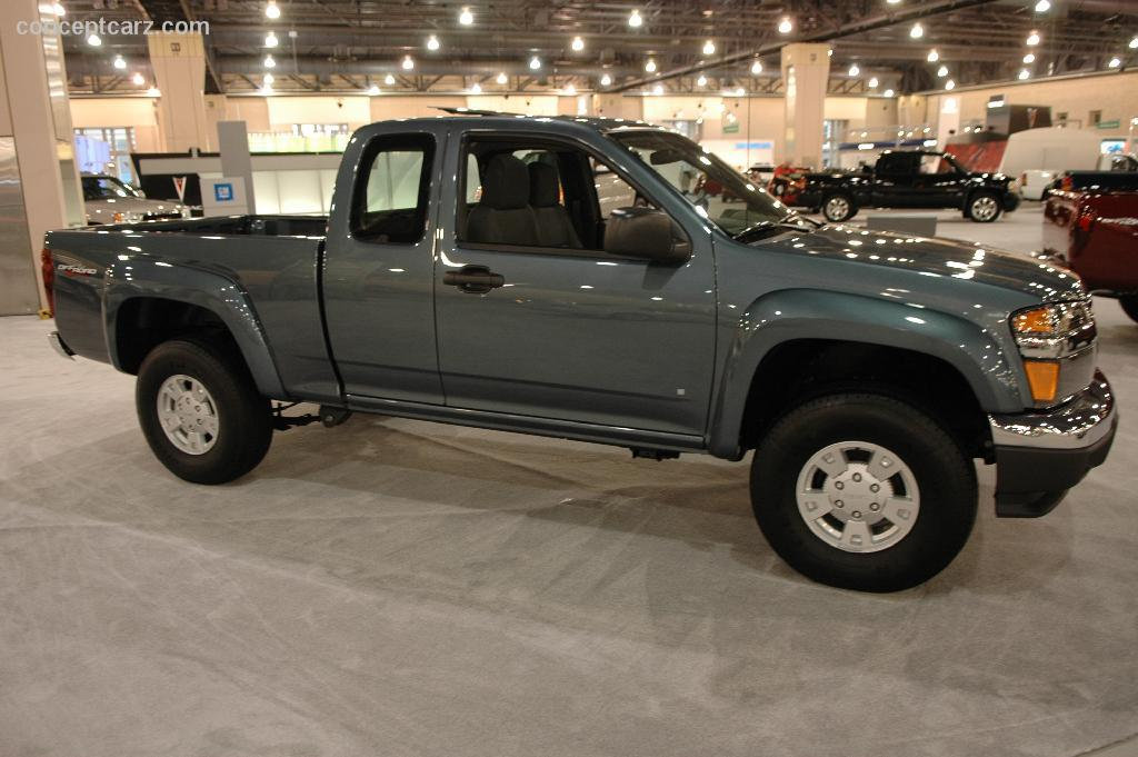 2006 GMC Canyon #7