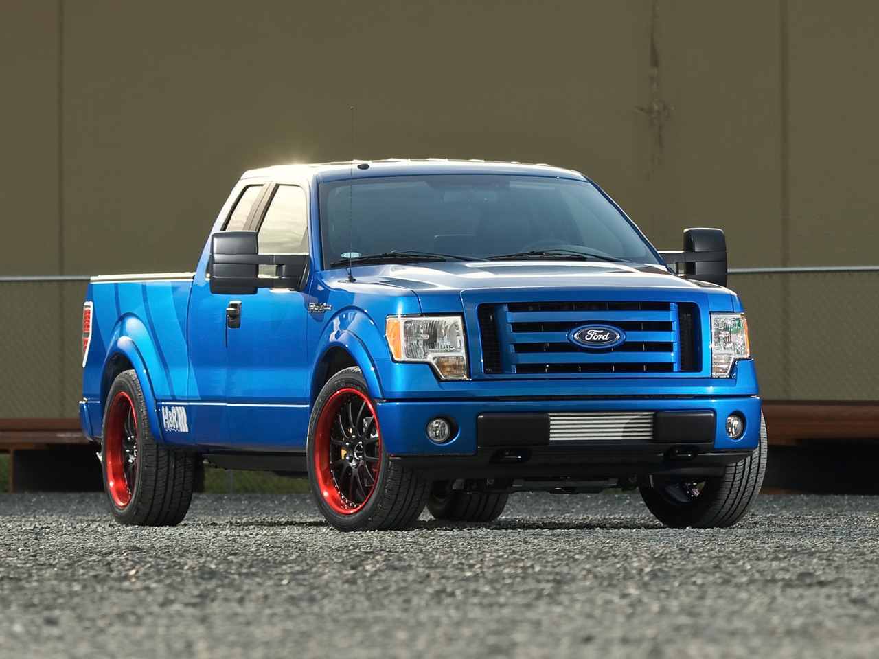2009 Ford F-150 #3