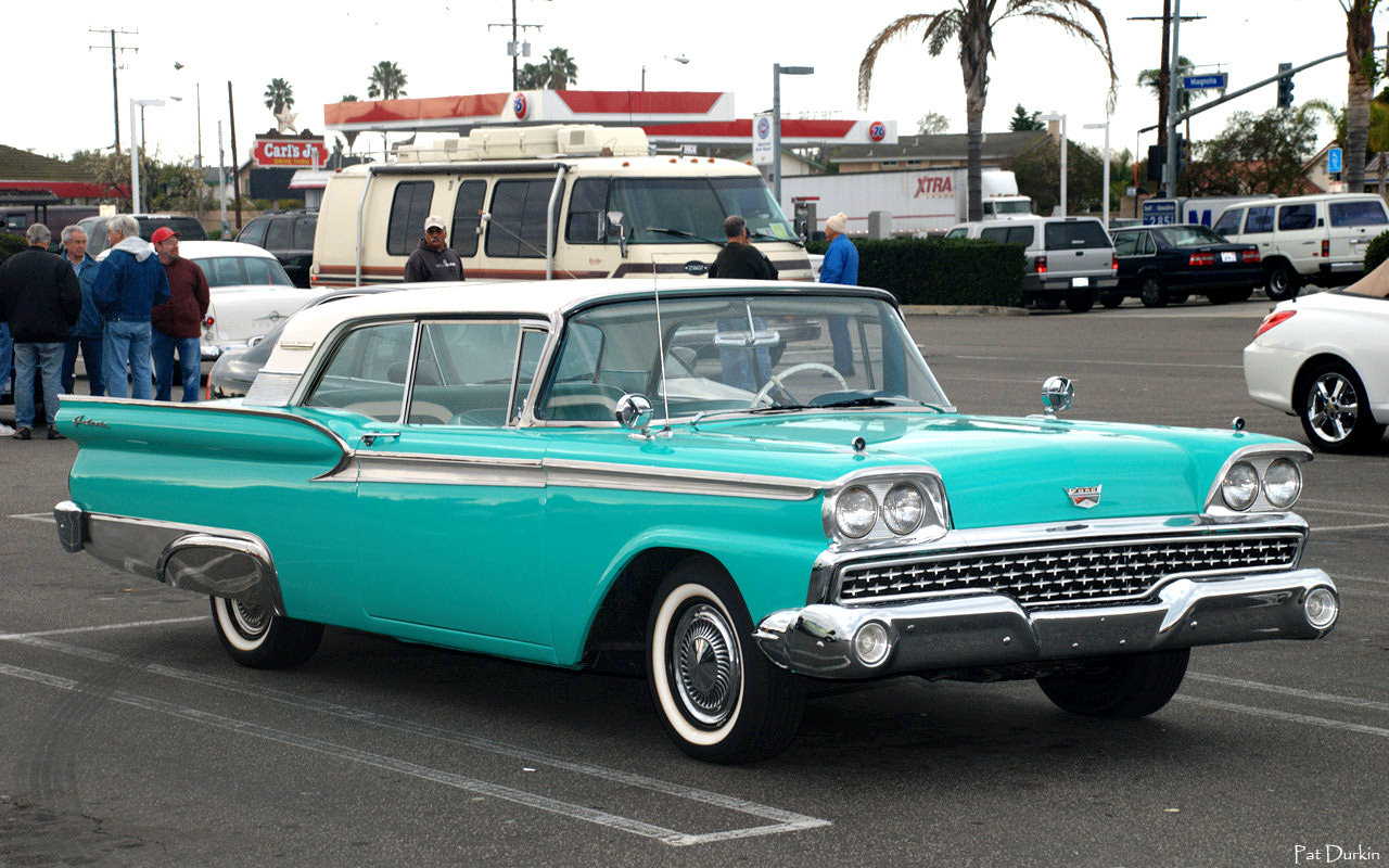 1959 Ford Skyliner Photos Informations Articles Wiring Diagram For 6 All Models 17