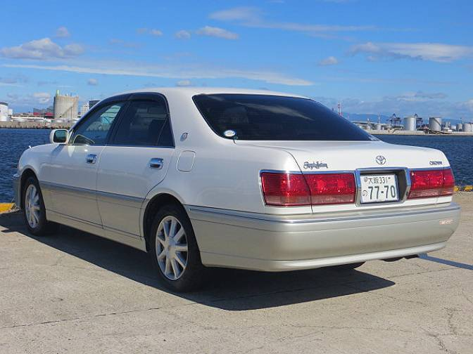 2003 Toyota Crown #13