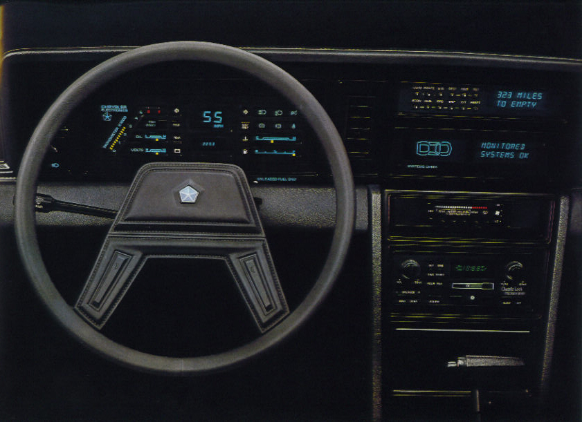 1986 Chrysler Laser #13