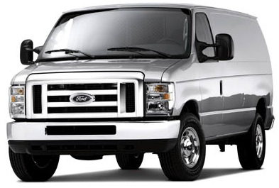 Ford E-series Van #10