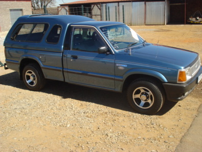 1993 Ford Courier #11