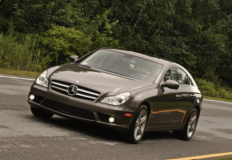 2009 Mercedes-Benz CL #5