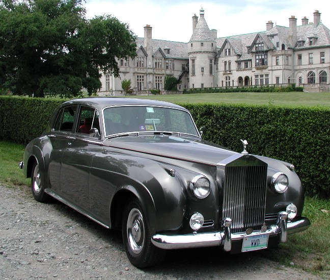 1960 Rolls royce Silver Cloud #18