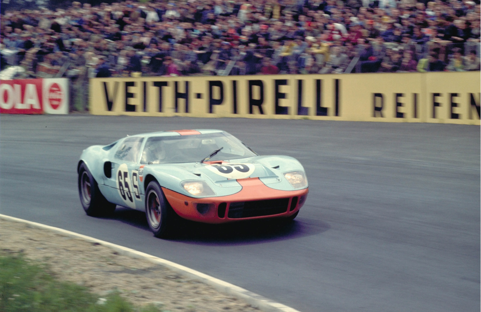 1968 Ford GT 40 #14