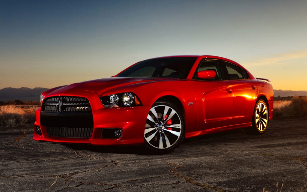 2013 Dodge Charger #8