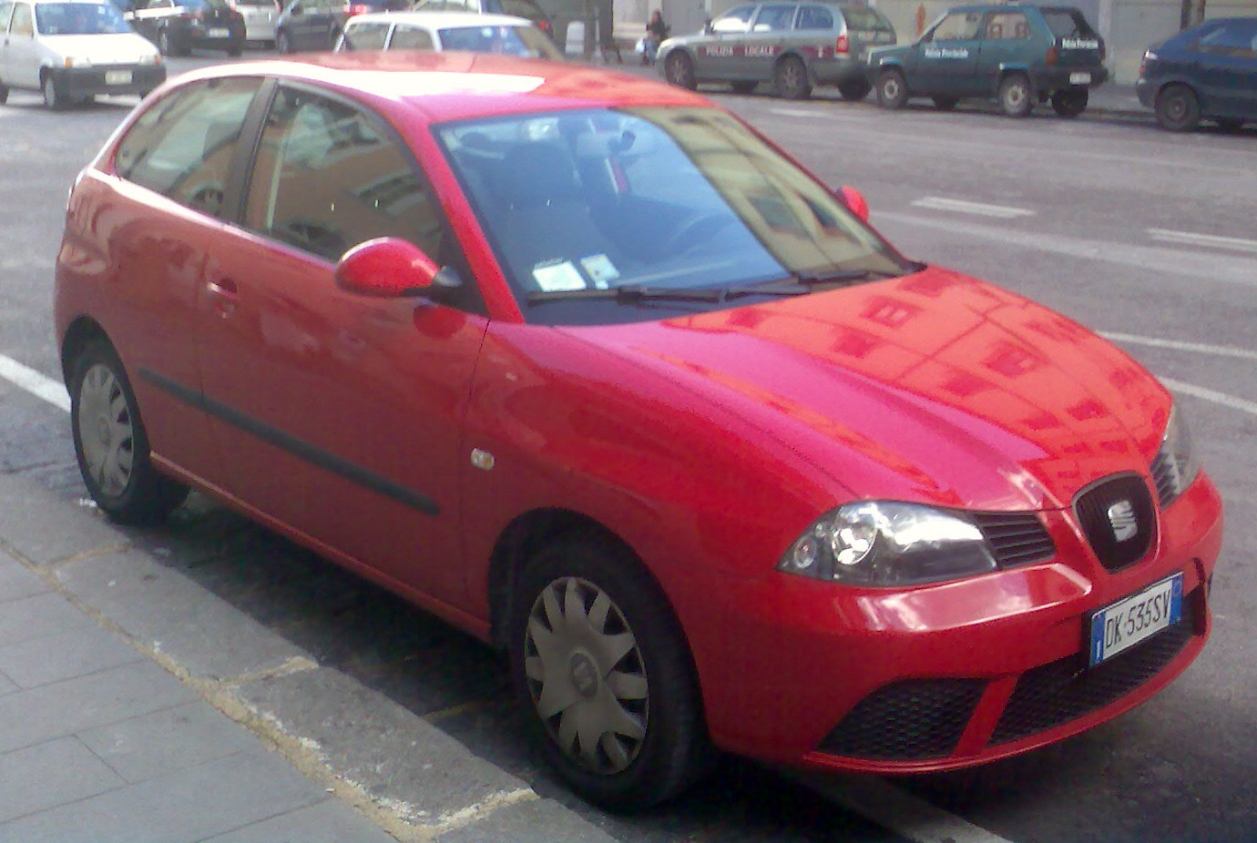 2008 Seat Ibiza Photos Informations Articles