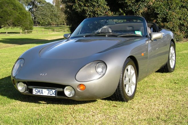 1995 TVR Griffith #5