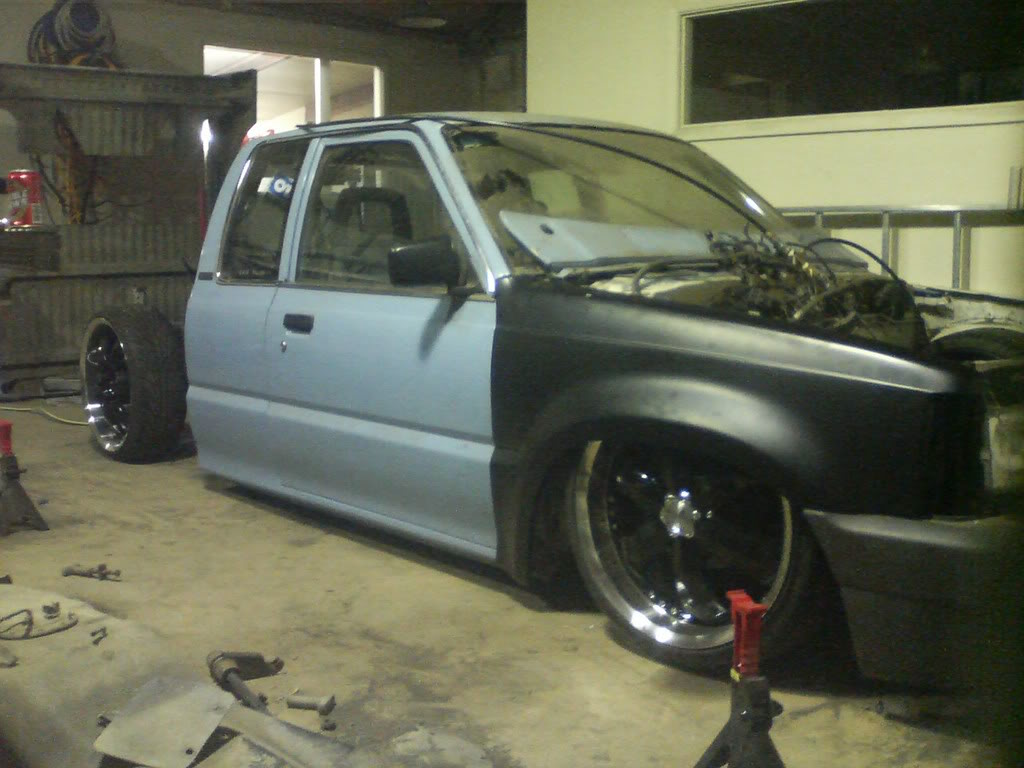 1990 Ford Courier #6