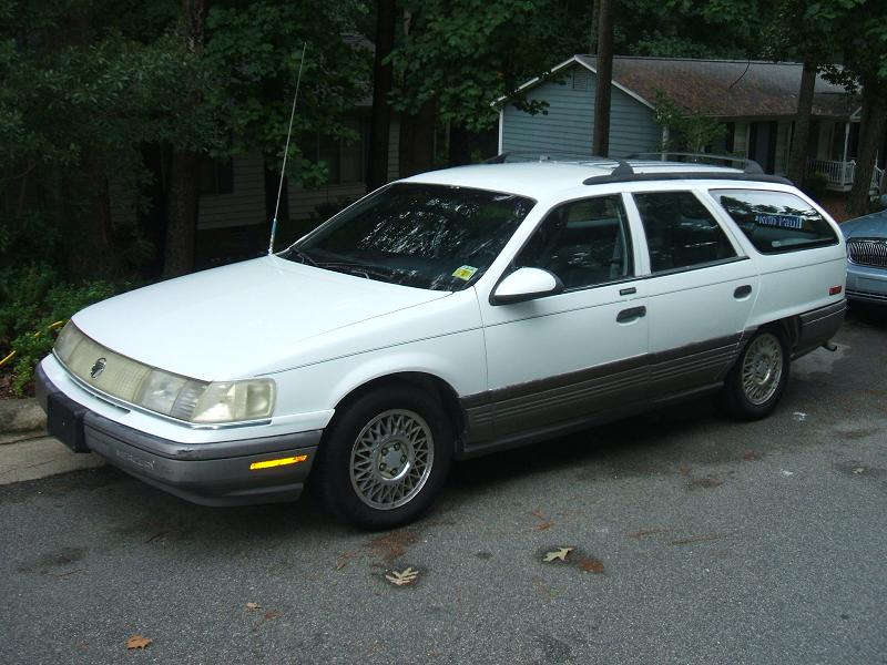 1990 Mercury Sable #4
