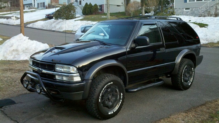 2000 Chevrolet Blazer Photos, Informations, Articles ...