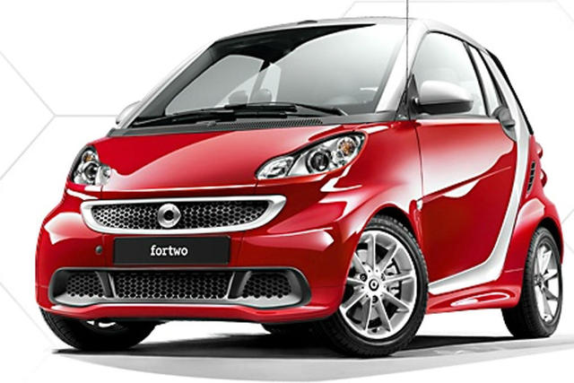 2012 Smart Fortwo #12