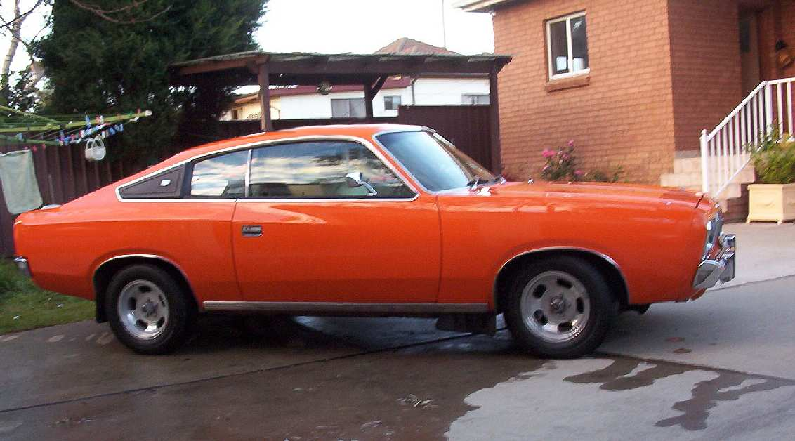 1976 Chrysler Valiant #9