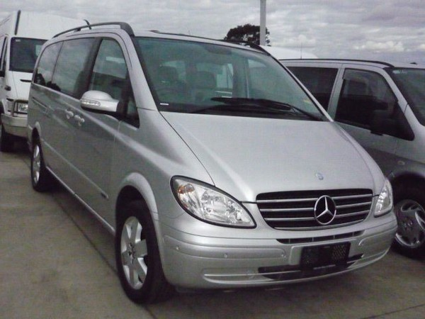 2005 Mercedes-Benz Viano #5