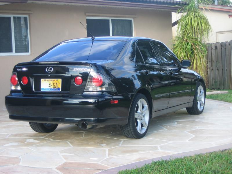 2003 Lexus Is 300 #11