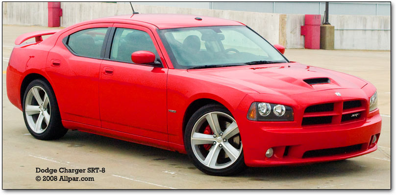 2008 Dodge Charger #2