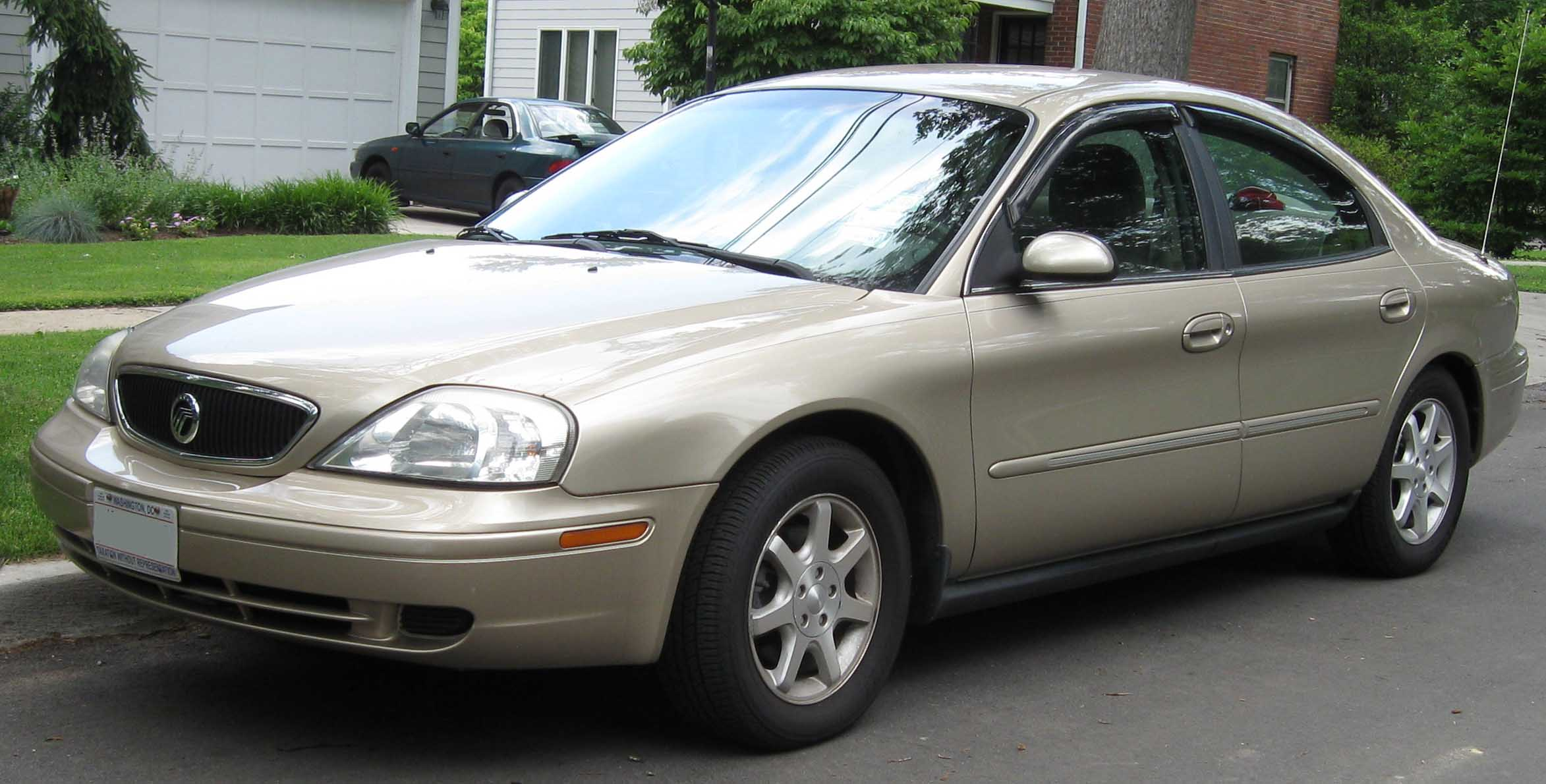 2001 Mercury Sable #3