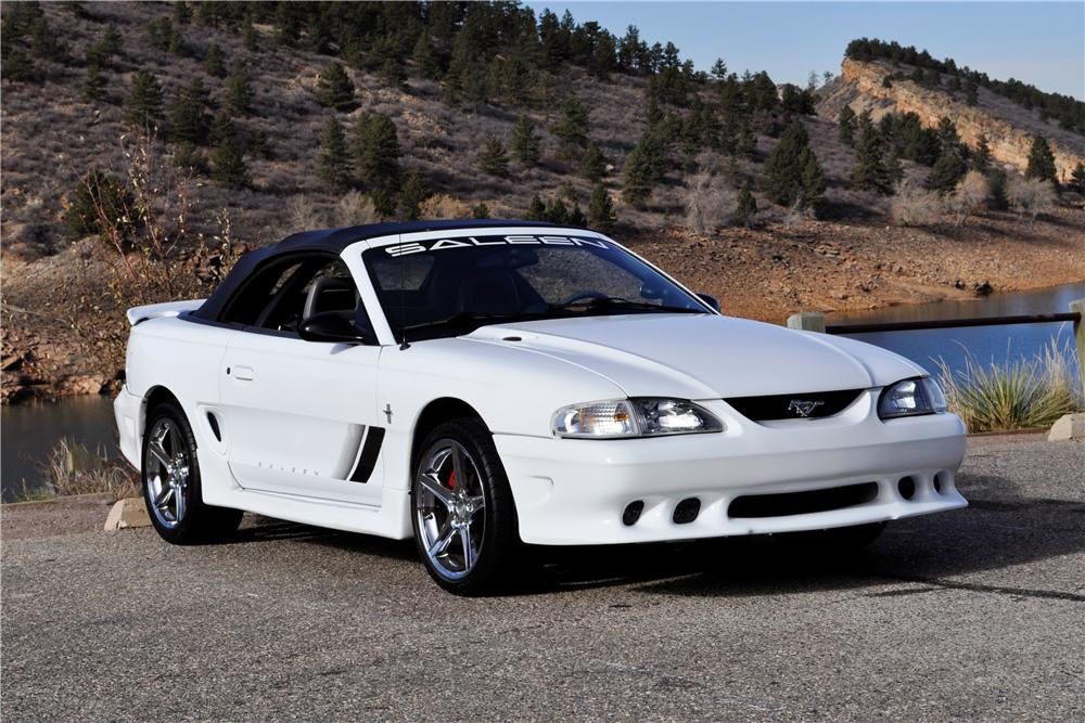 1995 Ford Mustang #12