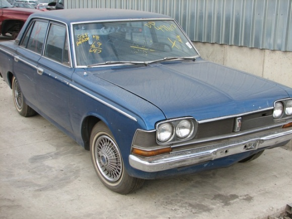 1969 Toyota Crown #7