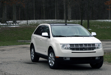 2008 Lincoln Mkx #7