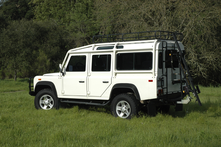 1993 Land Rover Defender #14